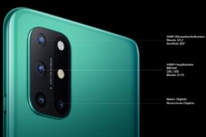 OnePlus 8T Beitragsbild Kameraaufbau