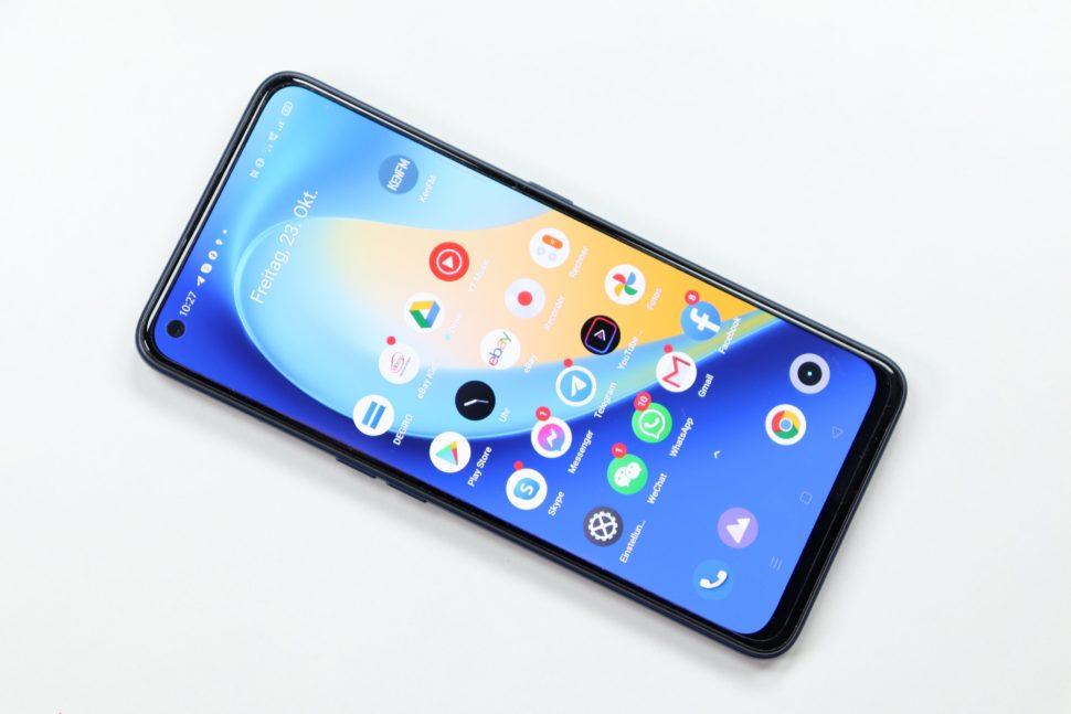 Realme 7 pro display 4