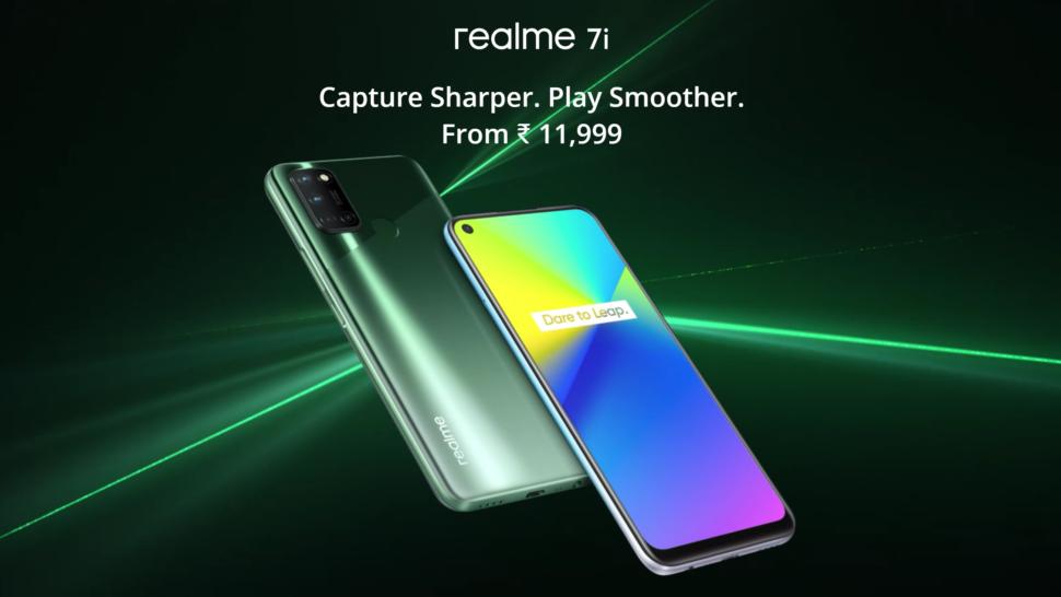 Realme 7i vorgestellt 2