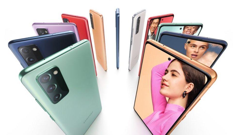 Samsung S20FE 6 1