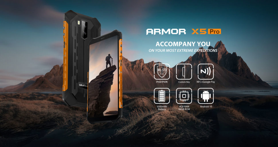 ArmorX5Pro Overview 1