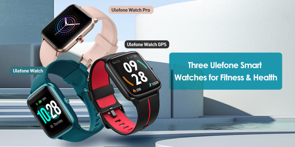 Ulefone Watch Serie Header