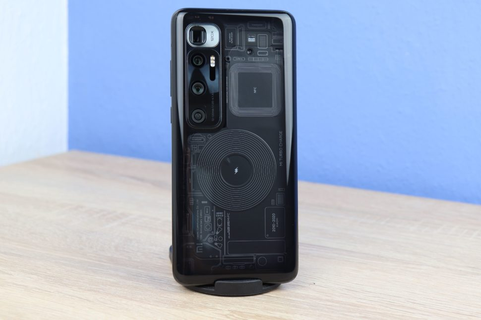Xiaomi Mi 10 Ultra Design Verarbeitung 3