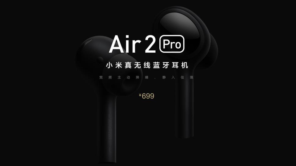 Xiaomi Mi Air 2 Pro vorgestellt 3