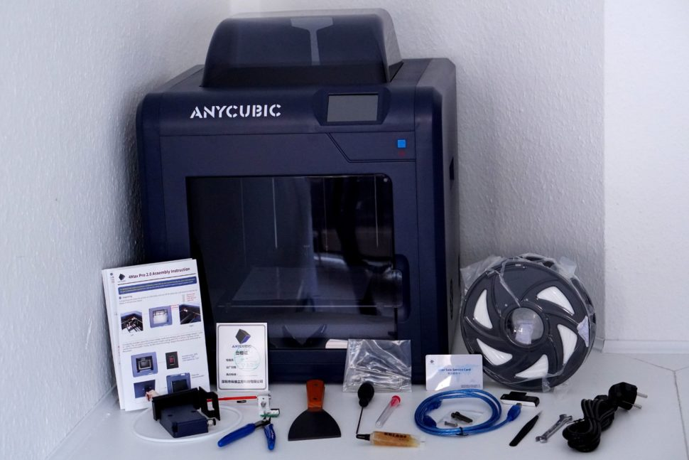 Anycubic 4Max Pro 2 5