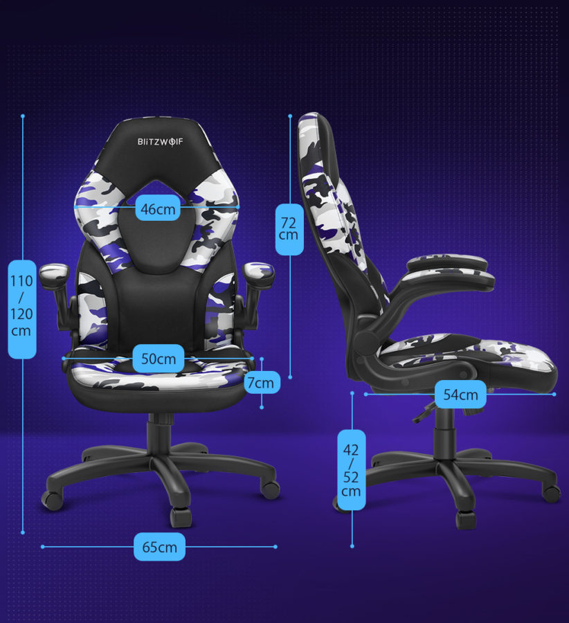 BlitzWolf Gaming Chair Test Color High