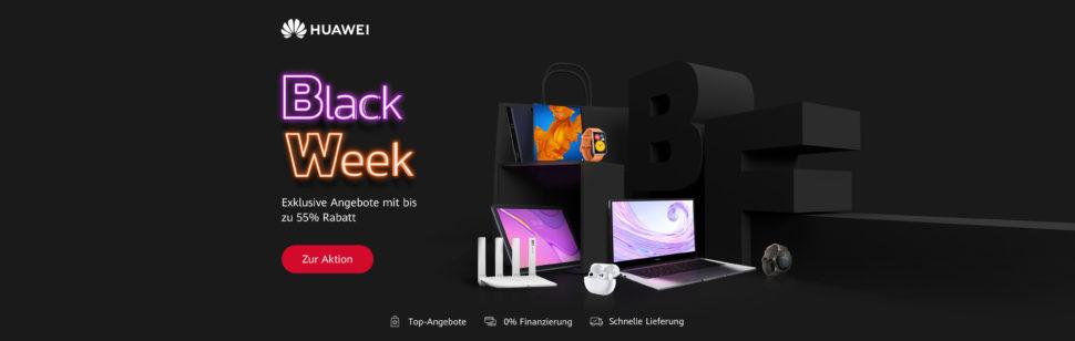 Huawei Onlineshop Black Friday