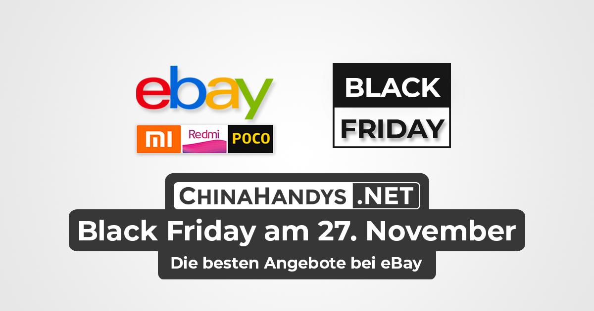 eBay-Angebote-zum-Black-Friday-Xiaomi-Redmi-Poco-reduziert