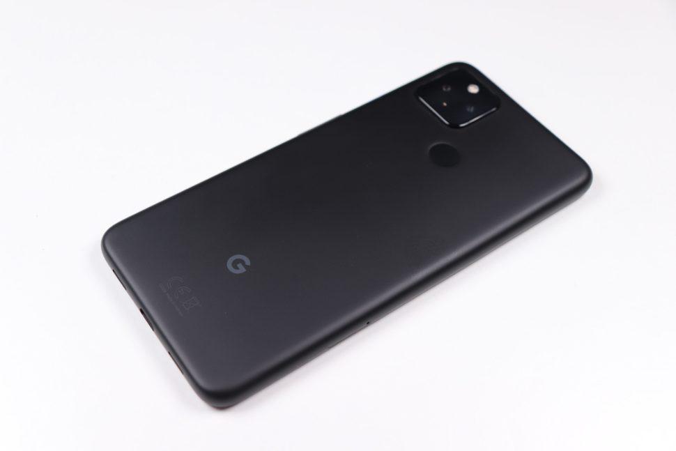 Google Pixel 4A 5G Test 1
