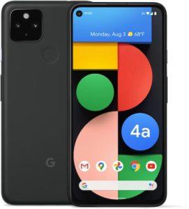Google Pixel 4A 5G Test