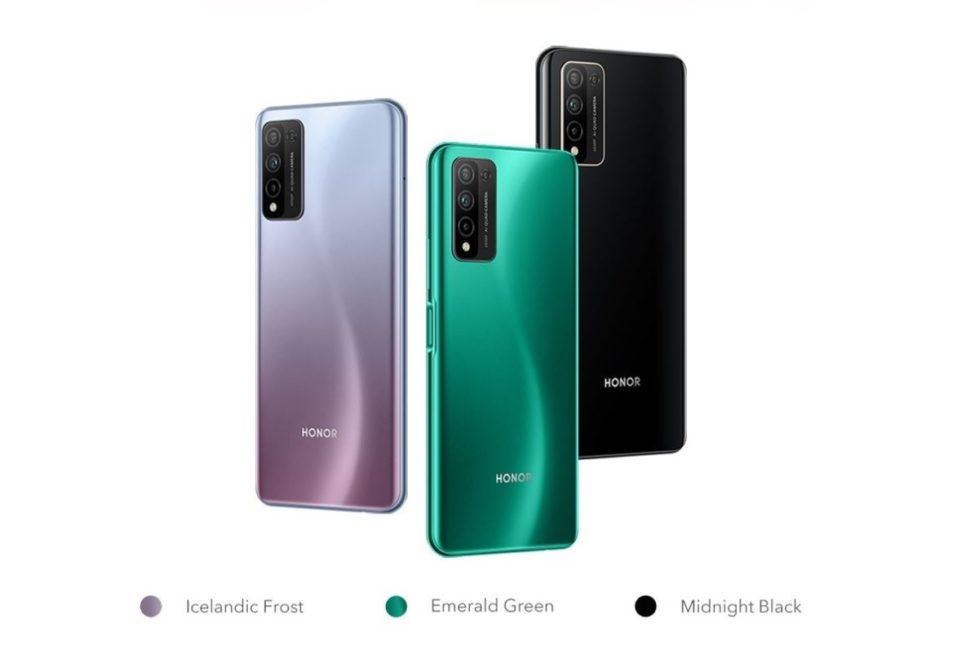 Honor 10X Lite Farben