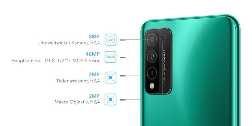 Honor 10X Lite Kamera e1605047944602
