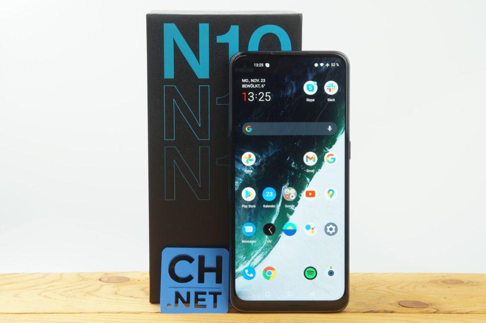 OnePlus Nord N10 5G Testbericht Produktfotos 2