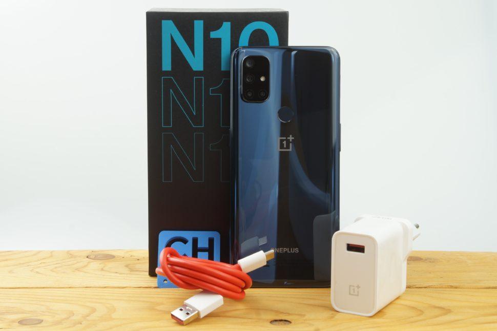 OnePlus Nord N10 5G Testbericht Produktfotos 4