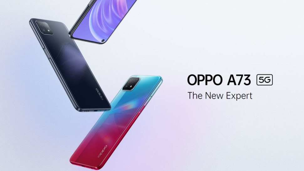 Oppo A73 5G Smartphone 4 e1606254403387
