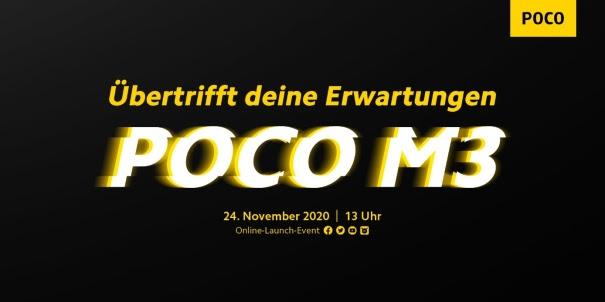 Xiaomi-Poco-M3-Launch-am-24-November-best-tigt