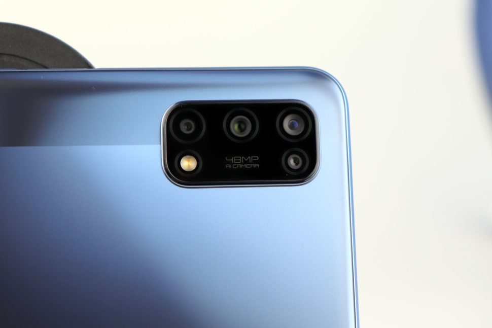 Realme 7 5G Quad Kamera