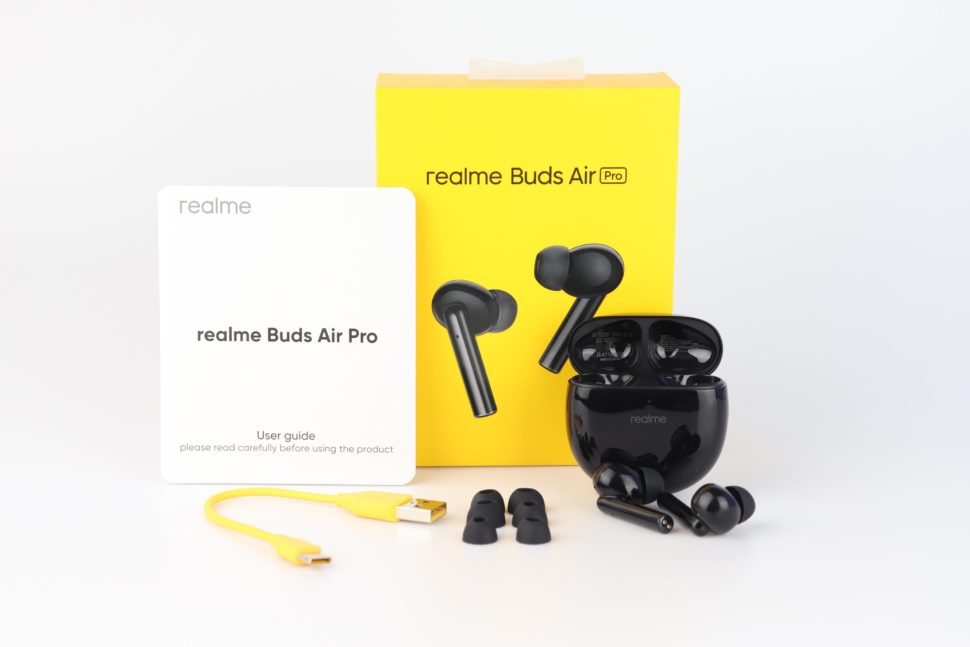 Realme Buds Air Pro Test 1