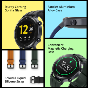Realme Watch S vorgestellt 1