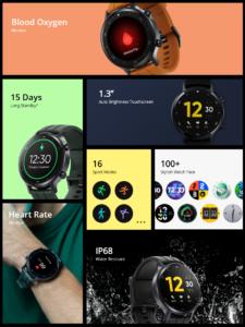 Realme Watch S vorgestellt 11