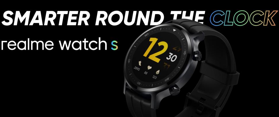 Realme Watch S vorgestellt 12