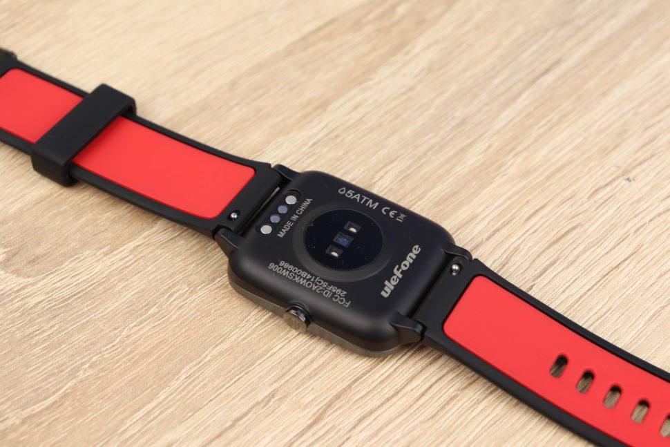 Ulefone Watch GPS Test 5
