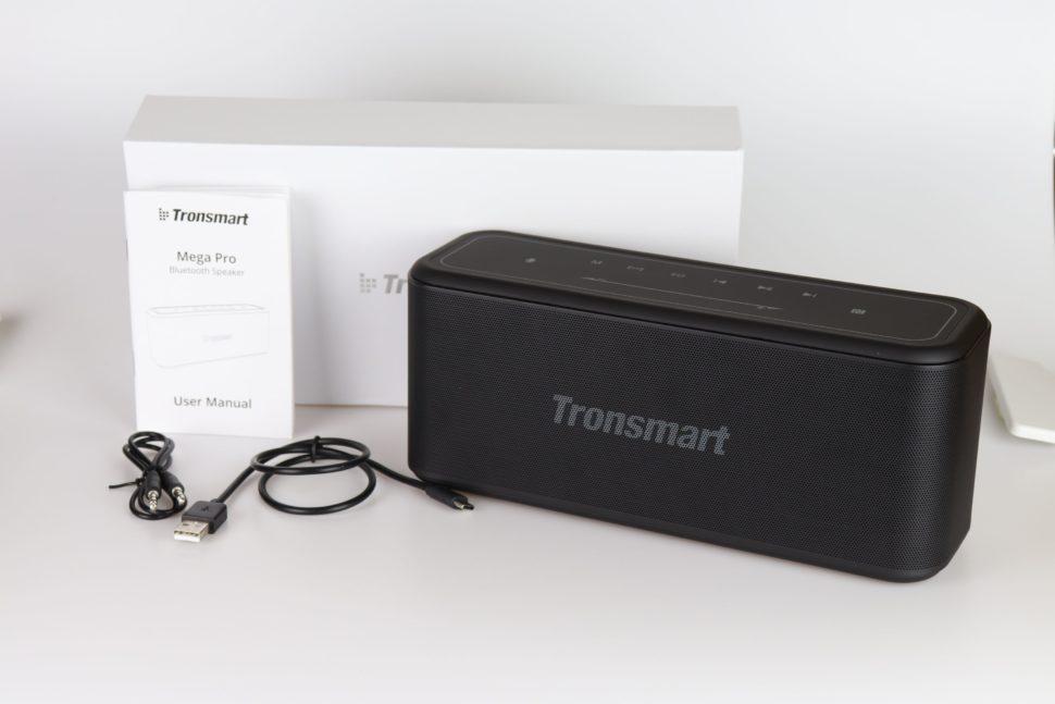 Tronsmart Mega Pro Test 1