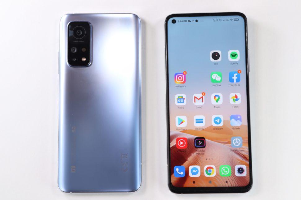 Xiaomi Mi 10T vs Xiaomi Mi 10T Pro