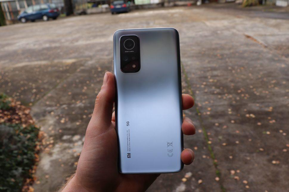 Xiaomi Mi 10T Design 3