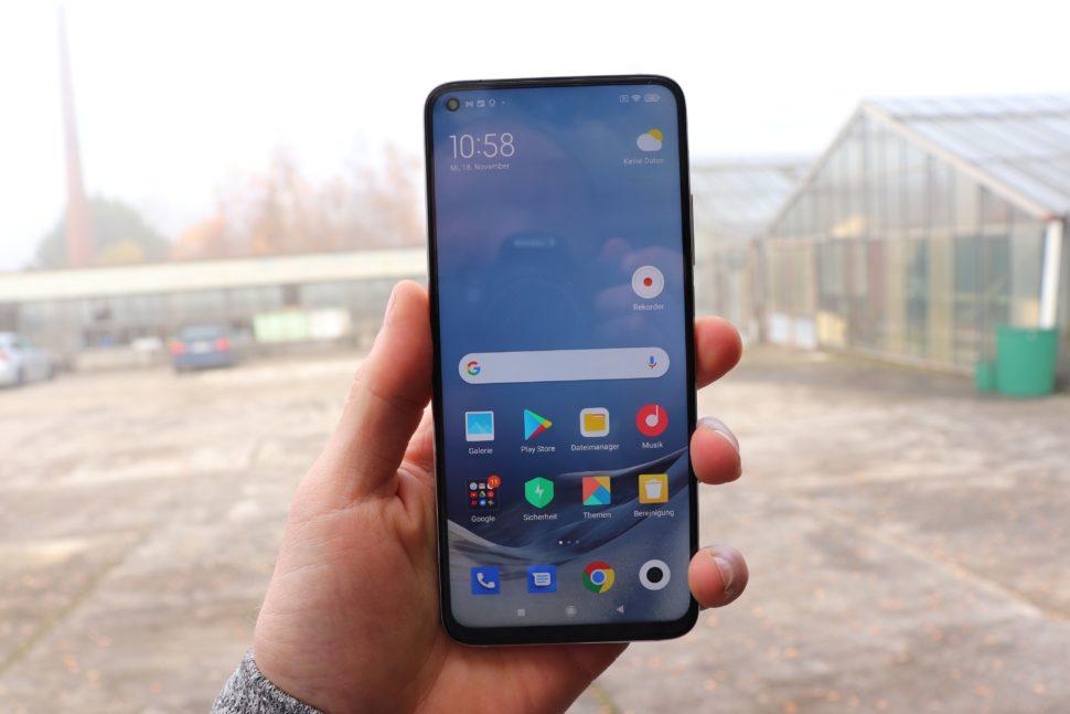 Xiaomi Mi 10T Display Test 1