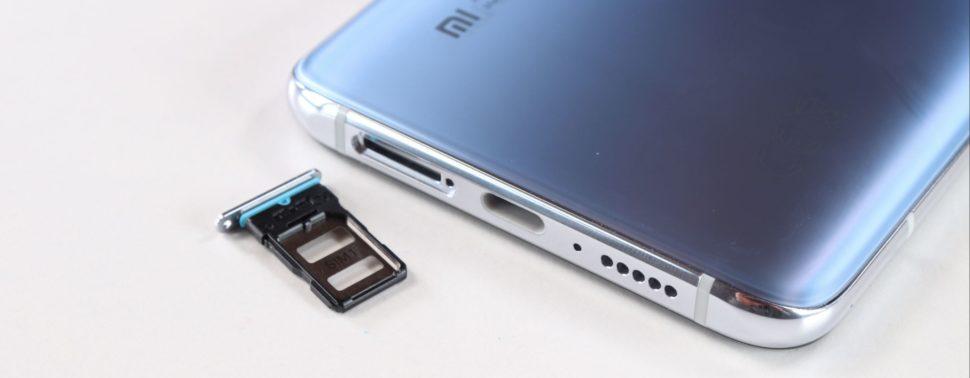 Xiaomi Mi 10T Simslot 1