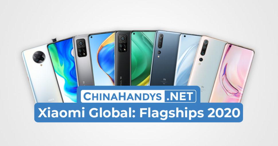 Xiaomi Flagships 2020 Vergleich Beitragsbild