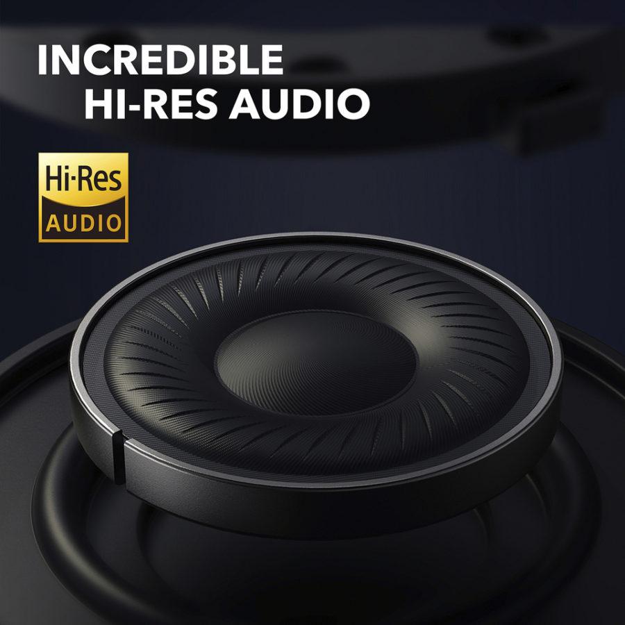 Anker Soundcore Life Q30 Test 1 treiber