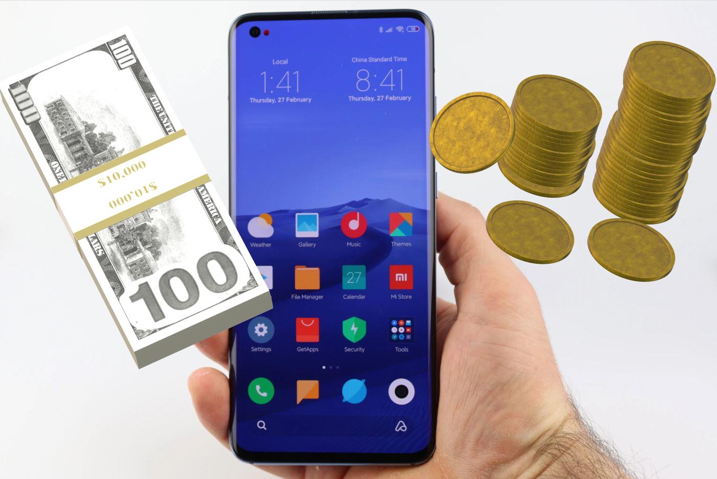 Geld verdienen mit Smartphones - Alle kopieren Apple