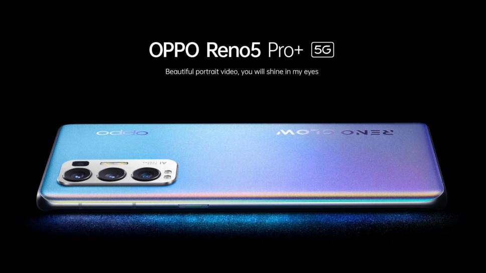 Oppo Reno 5 Pro Plus 8