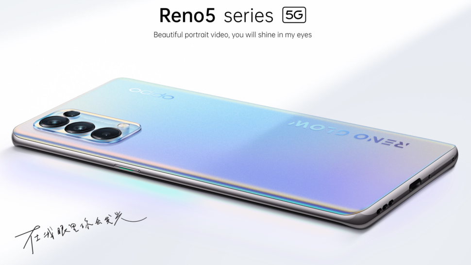 Oppo Reno 5 Reno 5 Pro vorgestellt 2