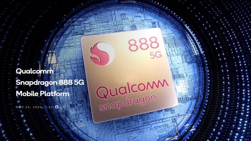 Qualcomm Snapdragon 888 4 1 e1607036937380