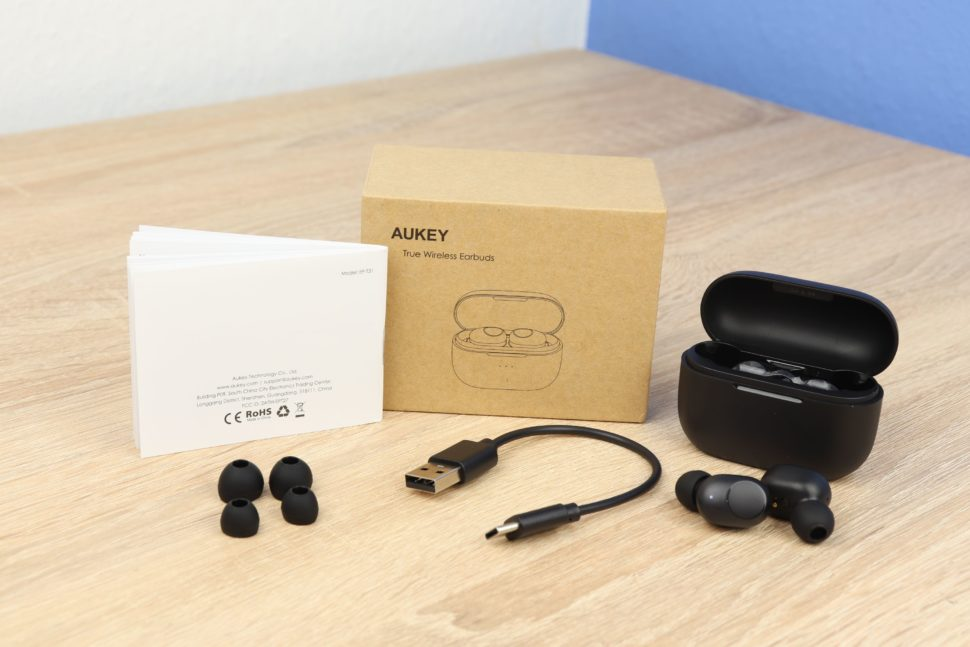 Aukey EP T31 Test 1