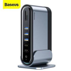 Baseus 17 in 1 USB C Hub Test