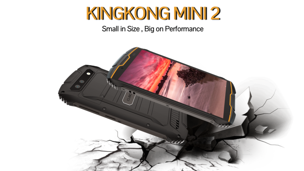 Cubot King Kong Mini 2 vorgestellt 3