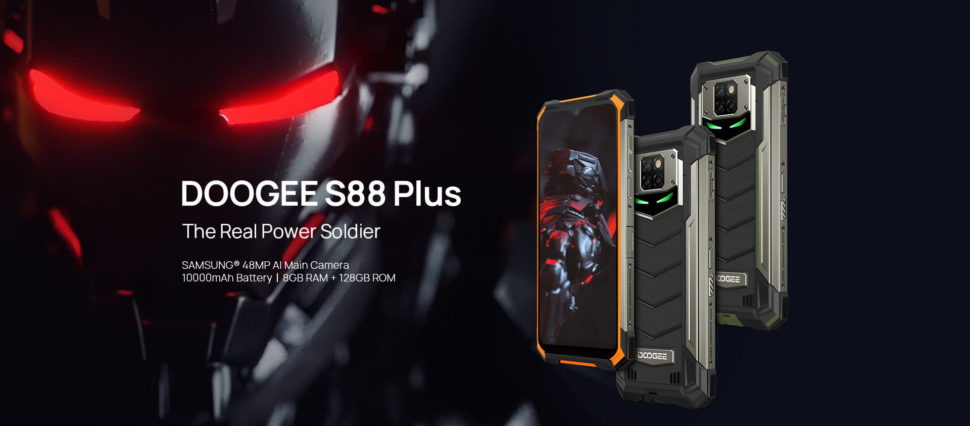 Doogee S88 Plus vorgestellt 11