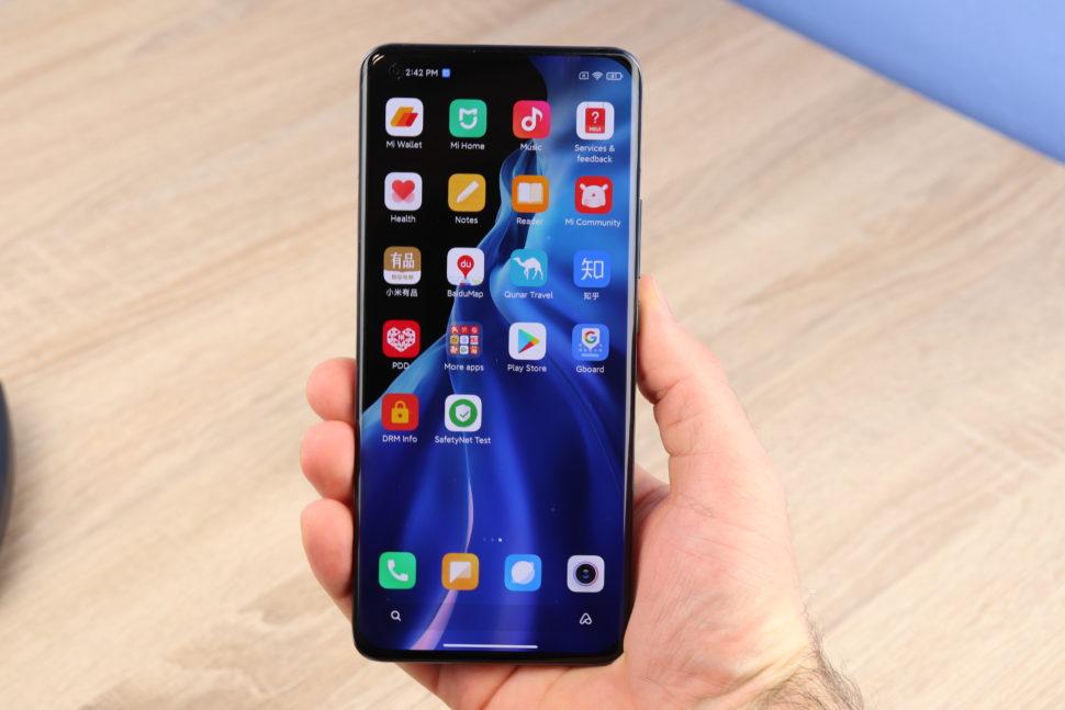 Xiaomi Mi 11 Playstore installieren