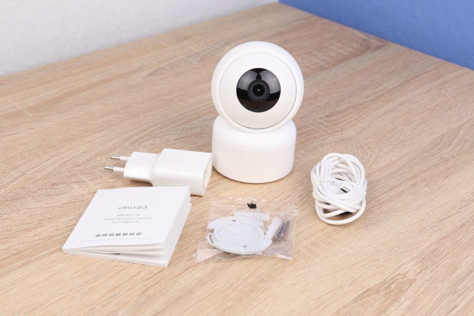 Imilab C20 Überwachungskamera Test 1 1