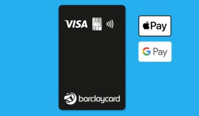 Barclycard Kreditkarte
