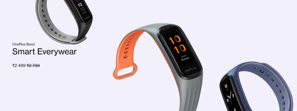 OnePlus Band vorgestellt 1