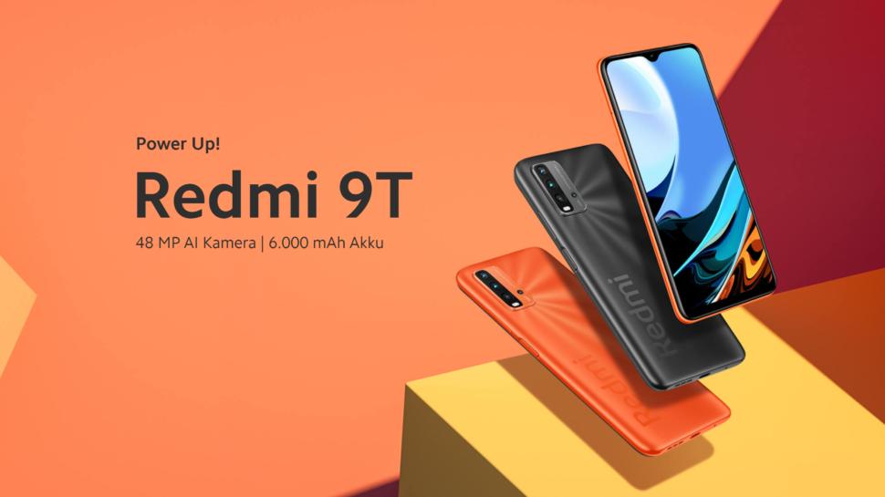 Redmi 9T vorgestellt 4