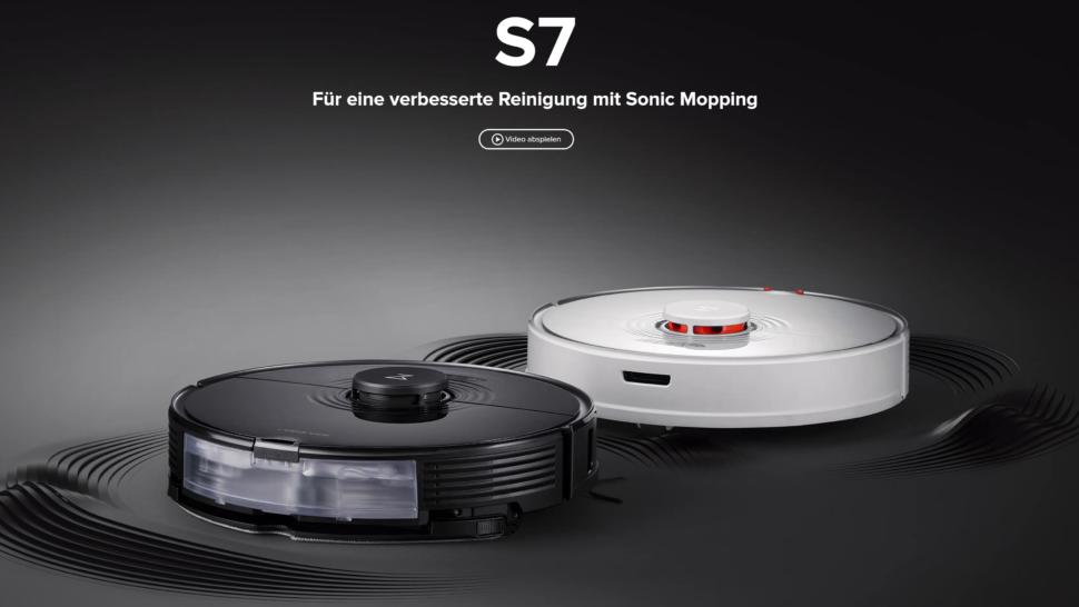 Roborock S7 vorgestellt 2
