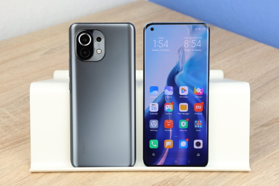 Xiaomi Mi 11 Vergleich 3