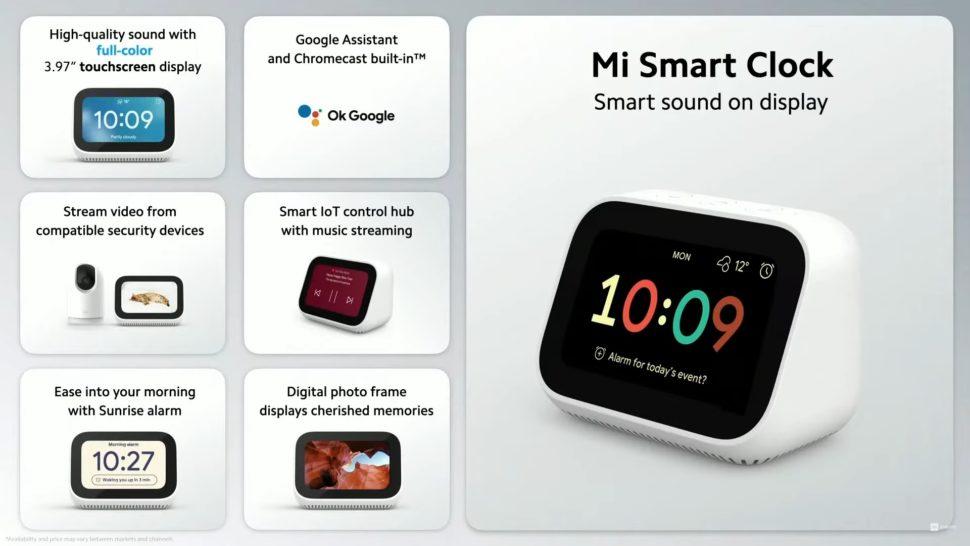 xiaomi smart clock 1