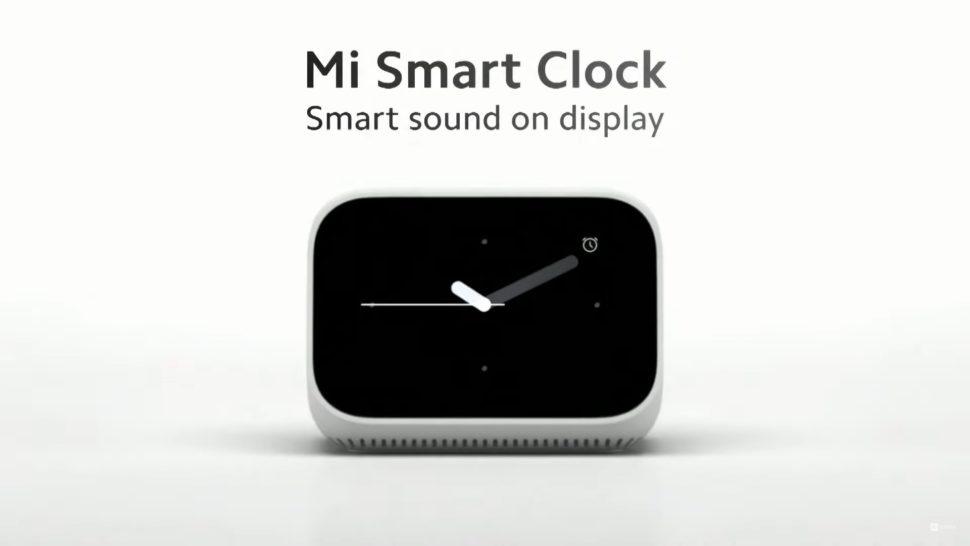 xiaomi smart clock 4